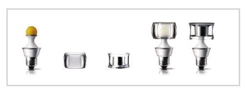 전기료 절감과 우수한 디자인 LED램프